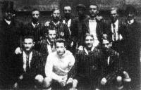 A Budapesti Torna Club Prágában szerepelt győztes csapata