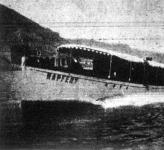"""Brüll Alfréd motoros yachtja a """"Napfény"""""""