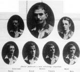 Slavia játékosok a cseh szövetségi csapatban