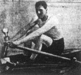 E. Barry, Anglia evezős bajnoka