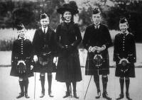 Az angol királyi pár gyermekei