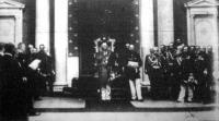 A finn országgyűlés megnyitása 1907-ben