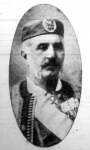Nikita montenegroi fejedelem, a szerbek fő szövetségese