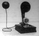 A telefon tökéletesitése ma a technika vivmányainak egyik külön ágazata