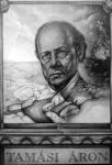 Tamási Áron * Molnos Zoltán festménye