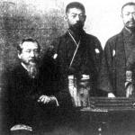 A japán néppárt (Kokuminto) jelesebb képviselői