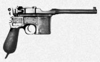C96 pisztoly