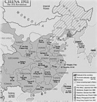 Kina, 1911