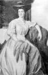 Hadzsy Olga: Női arczkép
