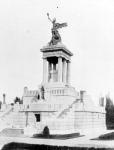 A Kossuth - mauzoleum a Kerepesi temetőben