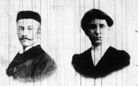 Földváry Tibor és Kronberger Lilly műkorcsolyázók