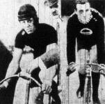 Moran és Mac Farlan, a new-yorki 6 napos kerékpárverseny győztesei