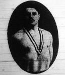 Előd József (MTK.), Magyarország középsúlyú birkózó bajnoka 1909-ben