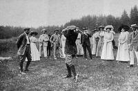 Képek a tátralomnici golfversenyről: