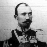 Paprikov tábornok, bolgár külügyminiszter