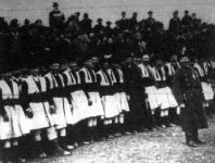 Szerb önkéntesek
