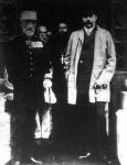 Ferenc Ferdinánd Romániában, I. Károly királlyal