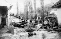 Felhőszakadás és árvíz Kölesden, Torontálmegyében