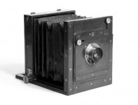 A Wratten and Wainwright Ltd. fényképezőgépe
