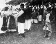 Gajnai leányvásár - Ünnepi tánc