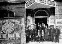 Filmszinház 1912 körül