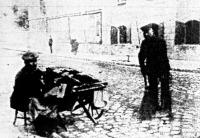 1. Püspöky Ferenc, 2. Keller Mihály detektivek