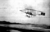 Chaves aviatikus repülése