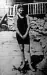 Engelsberg Elza, kanizsai úszónő