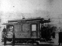 Villamos postakocsi