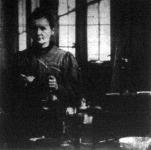 Dr. Curie asszony, Curie párisi tudós tanár felesége