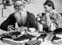 Tolsztoj és felesége
