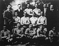 Kolozsvári vasutasok football csapata