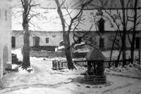 Téli tanulmány (báró Mednyánszky László)