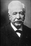 Ferdinand Marie Vicomte de Lesseps francia mérnök 1879-ben készítette el a Panama-csatorna tervét.