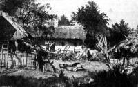 Székely Árpád: Parasztudvar