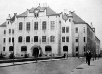 A marosvásárhelyi református kollégium új épülete
