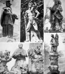 Budapest régi szobrai