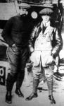Laflan franczia és Paulat spanyol aviatikusok. Mindketten halálukat lelték