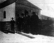 A zsidó hitre tért bözödujfalui szombatosok zsinagógája
