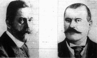Kiderlen Wachter külügyminiszter és Bethmann-Hollweg birodalmi kancellár
