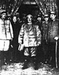 Juansikkaj a katonai vezérkar élén