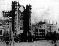 A londoni St. James palota, a tárgyalások szinhelye