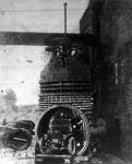 A Niagara vizmű 12.000 lóerős turbinái egyikéhez készült elzáró szelep