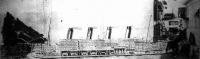 A Titanic hajó pusztulása
