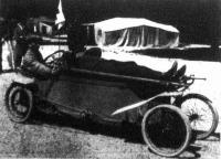 A franczia hedsereg legujabb sebesültszállitó automobilja