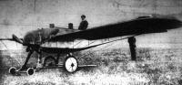 Busted angol hadi pilóta legujabb pánczélozott hadi repülőgépe