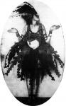 Maheza, az ünnepelt táncosnő
