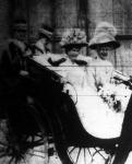 I. Mary angol királyné (1) és Auguszta Viktória német császárné Berlinben