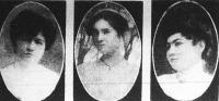 Györffy Malvin, Hofhauser Amina, Györffy Olga