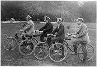 Ir kerékpárpolo csapat